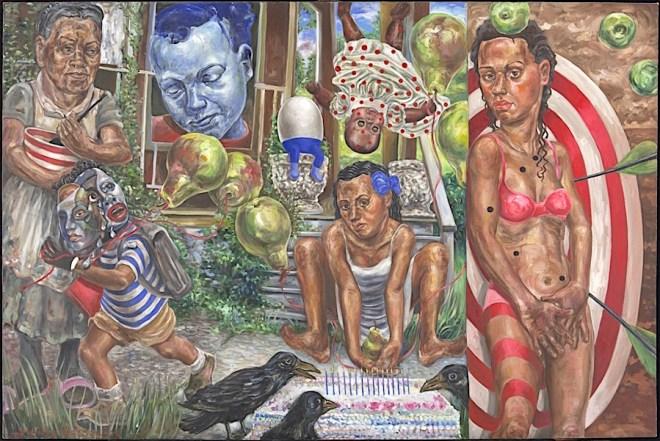 African American Art, Detroit Institute of Arts, Hank Willis Thomas, DIA, KOLUMN Magazine, Kolumn