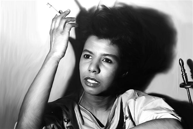 Lorraine Hansberry, A Raisin In The Sun, African American Author, African American Playwright, KOLUMN Magazine, Kolumn