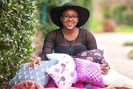Designer Pillows, Young Entrepreneur, Home Decor, KOLUMN Magazine, Kolumn