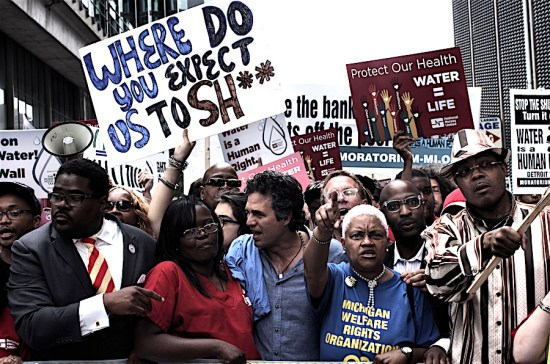 Detroit Water And Sewage Department, Detroit Water, Public Water, Water Crisis, KOLUMN Magazine, Kolumn