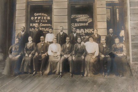 African American Banks, Black Owned Banks, Black Economics, Capital Savings Bank, KOLUMN Magazine