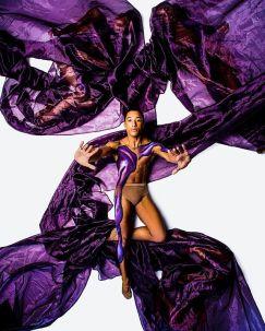 Black Iris Project, Madiba, Nelson Mandela, Harlem School of the Arts, Jeremy McQueen, KOLUMN Magazine