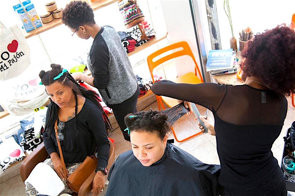 African American Hair, African American Hairstyles, Dominican Hairstylist, Natural Hair, Black Hair, KOLUMN Magazine, KOLUMN