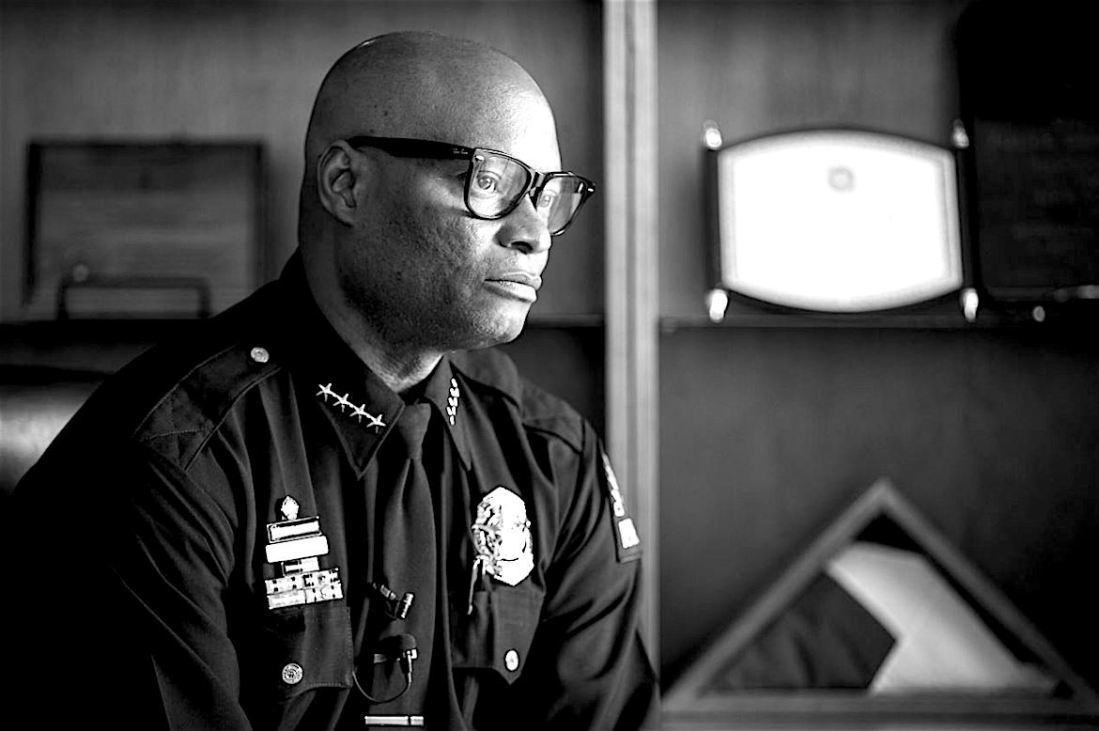 Dallas Police Department, Police Chief David Brown, KOLUMN Magazine