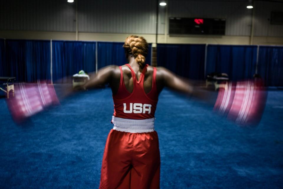 Claressa Shields, Olympic Boxing, African American Sports, Zackary Canepari, KOLUMN Magazine, KOLUMN