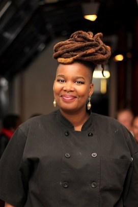 South African Cuisine, Khanya Mzongwana, DJ Bubbles, Off The Wall Pop-Up Restaurant, KOLUMN Magazine, KOLUMN