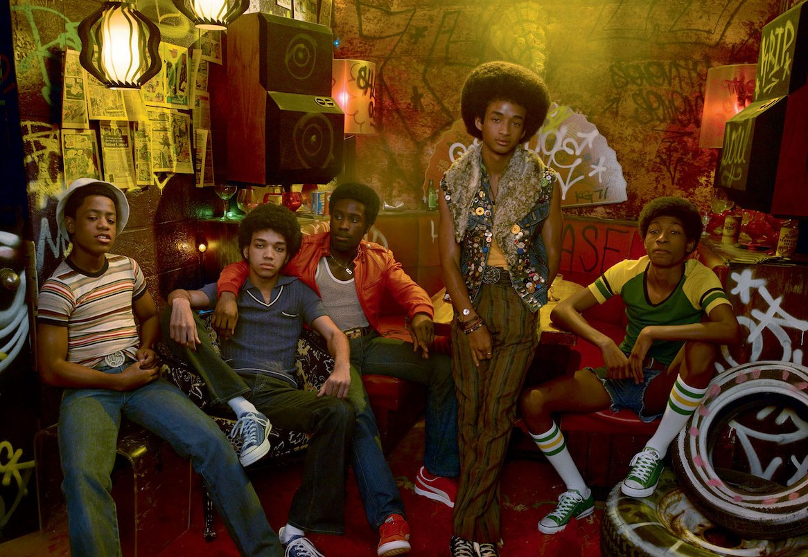 Baz Luhrmann, The Get Down, Shameik Moore, Justice Smith, Jaden Smith, KOLUMN Magazine, KOLUMN