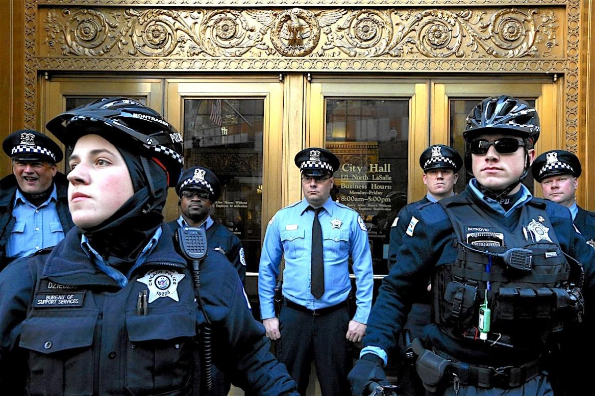 Chicago Police Department, Chicago PD, Police Hiring, Chicago Crime, KOLUMN Magazine, KOLUMN