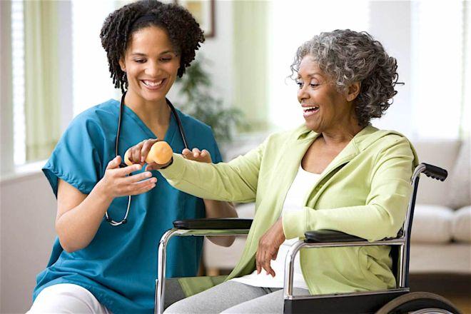 Home Healthcare, Home Healthcare Workers, African American Employment, KOLUMN Magazine, KOLUMN
