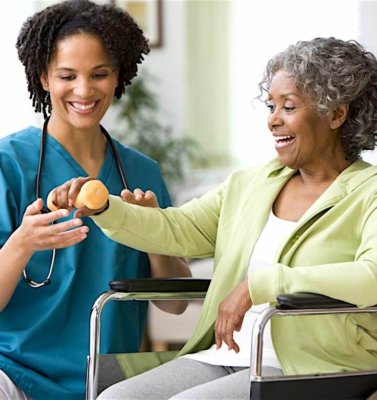 Home Healthcare, Home Healthcare Workers, African American Employment, KOLUMN Magazine, KOLUMN