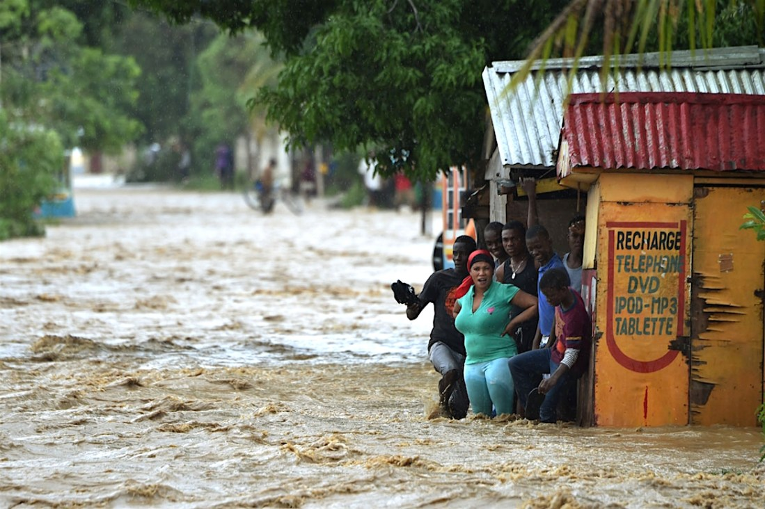 Hurricane Matthew, Haiti, Hurricane Victim, African American News, KOLUMN Magazine, KOLUMN