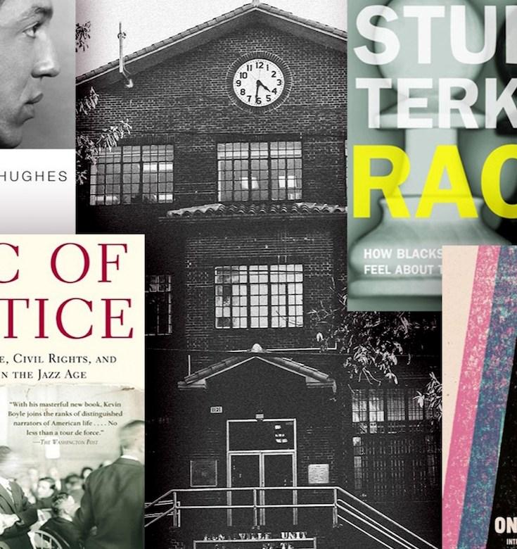 Noam Chomsky, Langston Hughes, Philip Roth, Salman Rushdie, Harriet Beecher Stowe, Studs Terkel, Sojourner Truth, Richard Wright, KOLUMN Magazine, KOLUMN