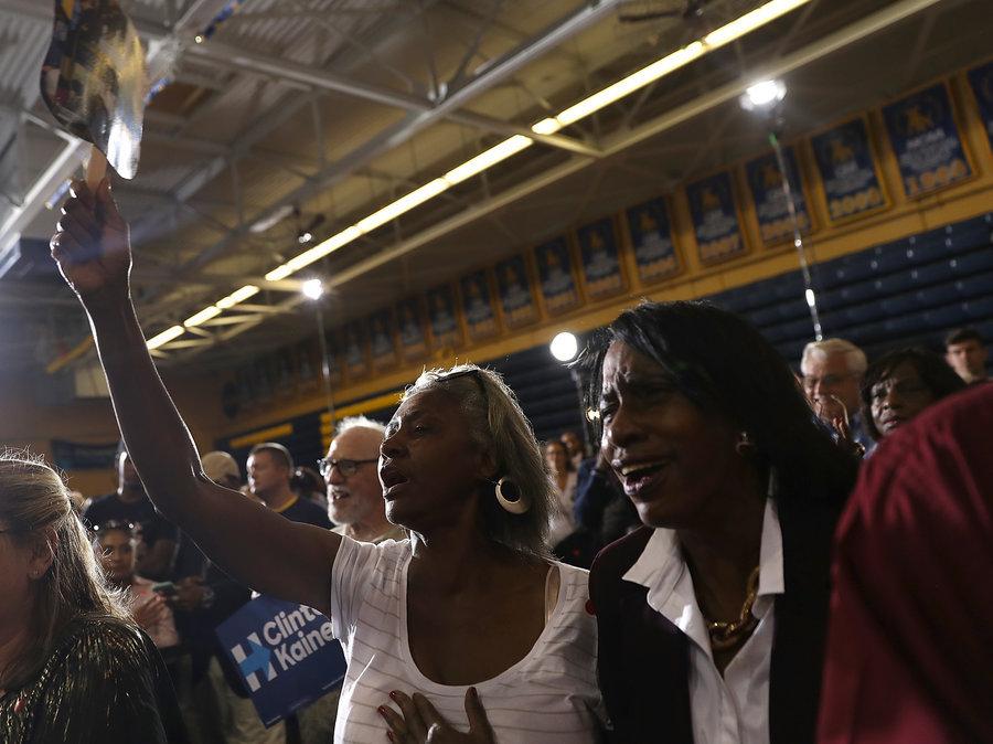 Donald Trump, Hillary Clinton, U.S. Presidential Election, African American Vote, Black Vote, African American Politics, KOLUMN Magazine, KOLUMN