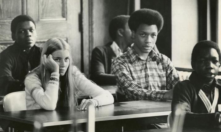 African American Education, Black Education, Busing, Education Inequality African American History, KOLUMN Magazine, KOLUMN