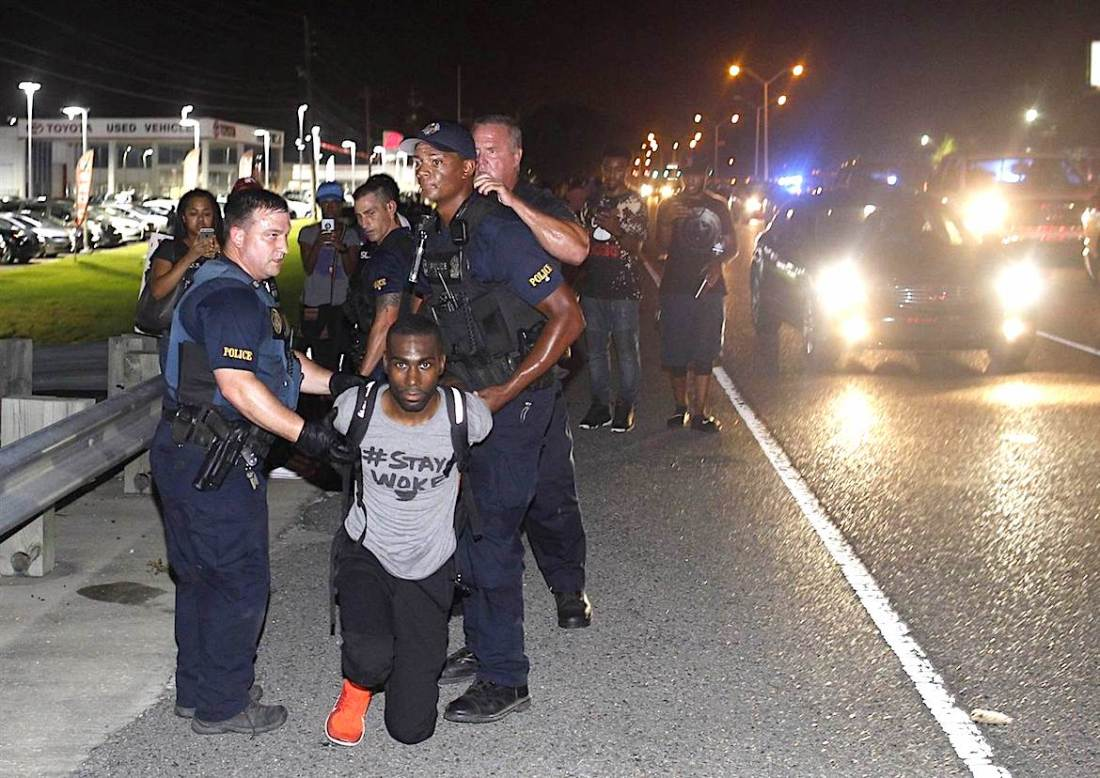Alton Sterling, Baton Rouge Shooting, Baton Rouge Riots, Baton Rouge Police Shooting, DeRay Mckesson, KOLUMN Magazine, KOLUMN