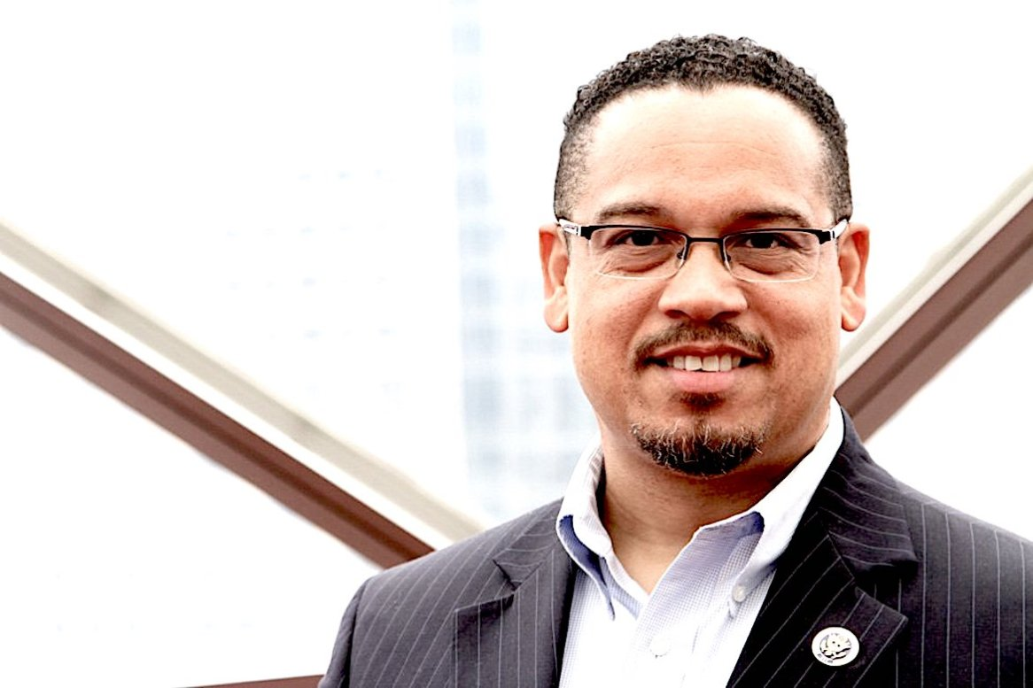 Keith Ellison, DNC Chairman, Democrat National Committee, African American News, KOLUMN Magazine, KOLUMN