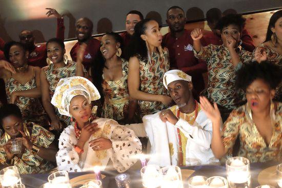 Tony Oluwatoyin Lawson, Shantrelle P. Lewis, William + James, Shoppe Black, Dandy Lion, African Fashion, Blackest Wedding, KOLUMN Magazine, KOLUMN
