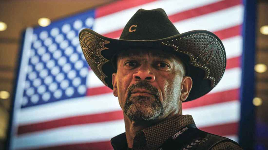 Sheriff David Clark Jr., David Clark, Black Conservative, Black Republican, African American Conservative, Wisconsin Police, KOLUMN Magazine, KOLUMN