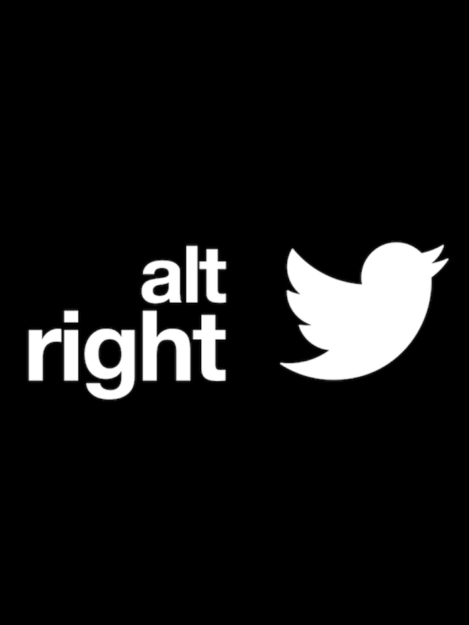 Twitter, Racism, Alt-Right, American Racism, White Supremacist, Pax Dickinson, John Rivers, Paul Town, Ricky Vaughn, KOLUMN Magazine, KOLUMN