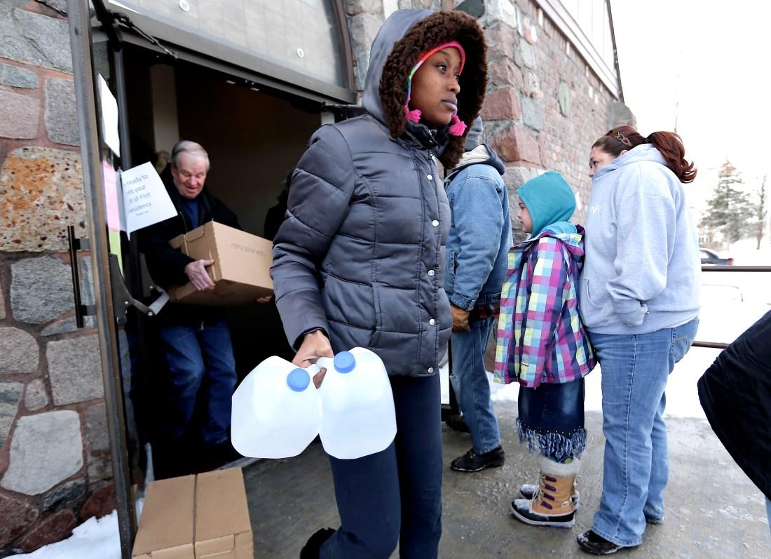 Flint Michigan, Flint Water Crisis, KOLUMN Magazine, KOLUMN