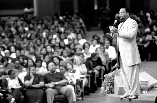 New Birth Missionary Baptist Church, Bishop Eddie Long, Eddie Long, Black Church, KOLUMN Magazine, KOLUMN