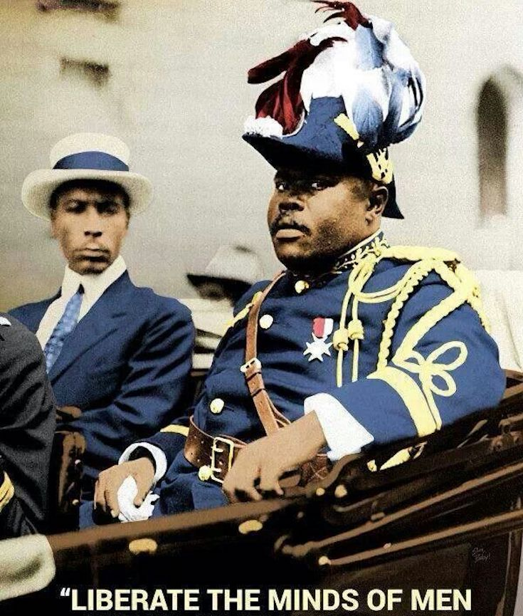 Image result for who is marcus garvey