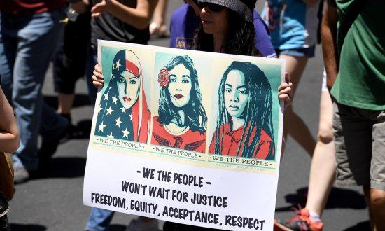 Munira Ahmed, Shepard Fairey, American Muslims, African American Politics, KOLUMN Magazine, KOLUMN