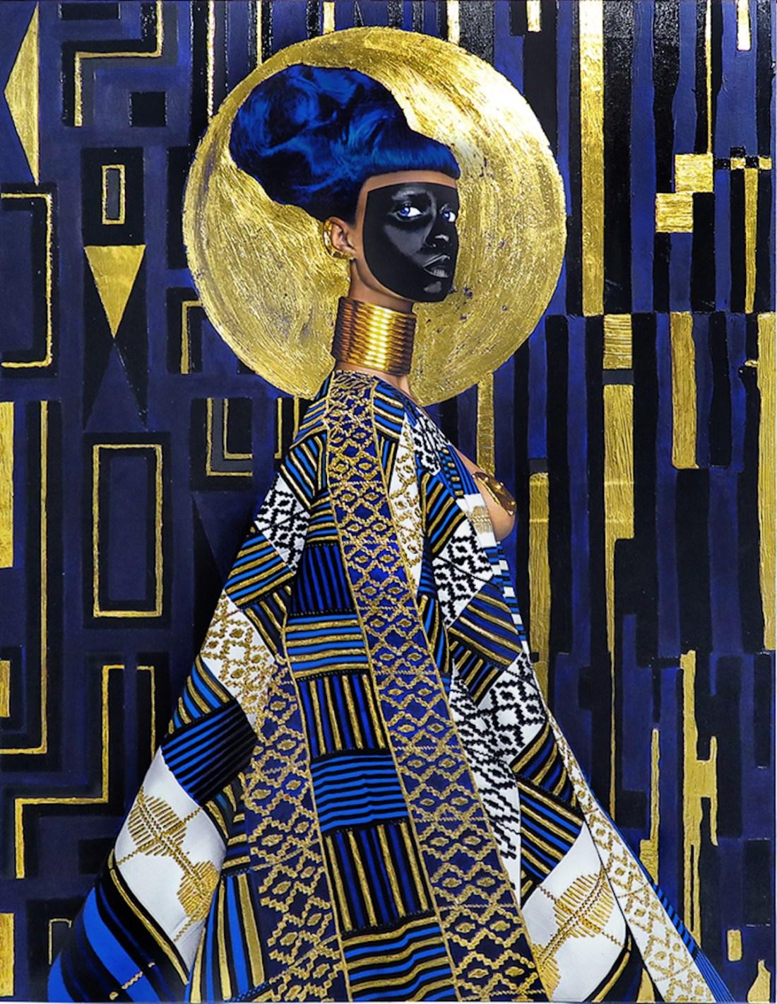African Art, African Fashion, Lina Viktor, KOLUMN Magazine, KOLUMN