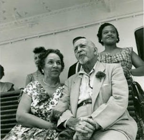 WEB Dubois, Shirley Graham Dubois, Encyclopedia Africana, African American History, Black History, KOLUMN Magazine, KOLUMN