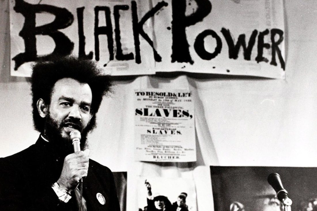 Black Panthers, Black Panther Party, BPP, Guerrilla, Idris Elba, KOLUMN Magazine, KOLUMN