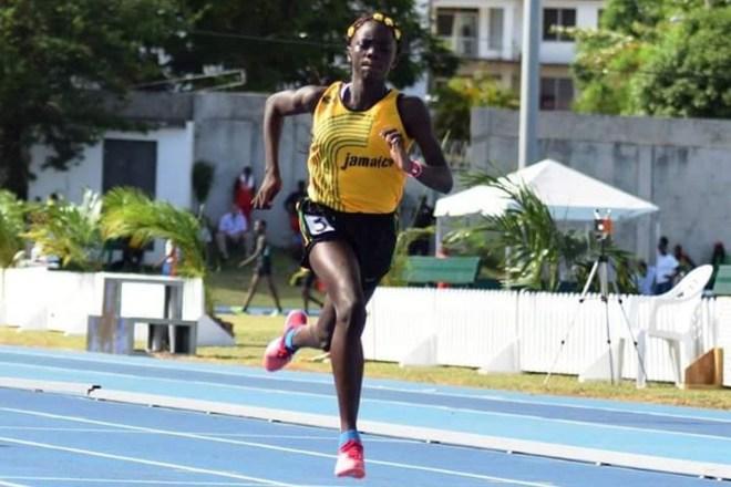 Brianna Lyston, Usain Bolt, Jamaica, KOLUMN Magazine, KOLUMN