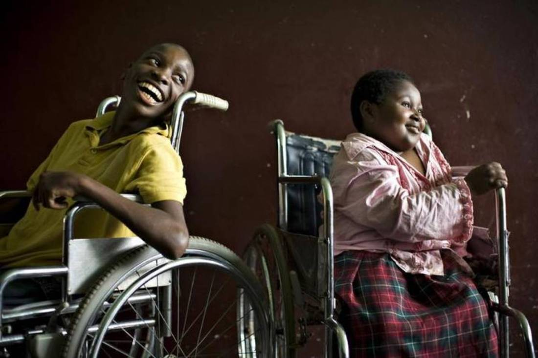 South Africa, African Children, Disabled African Children, KOLUMN Magazine, KOLUMN