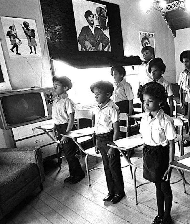 Black Panther Party, Black Panthers, BPP, African American Community, KOLUMN Magazine, KOLUMN