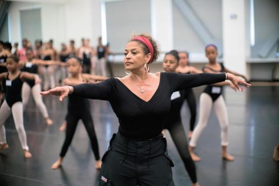 Debbie Allen, African American Dance, KOLUMN Magazine, KOLUMN