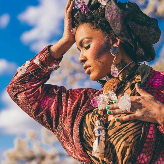 Diandra Janelle Rose, Fairy Thug, African American Photography, KOLUMN Magazine, KOLUMN
