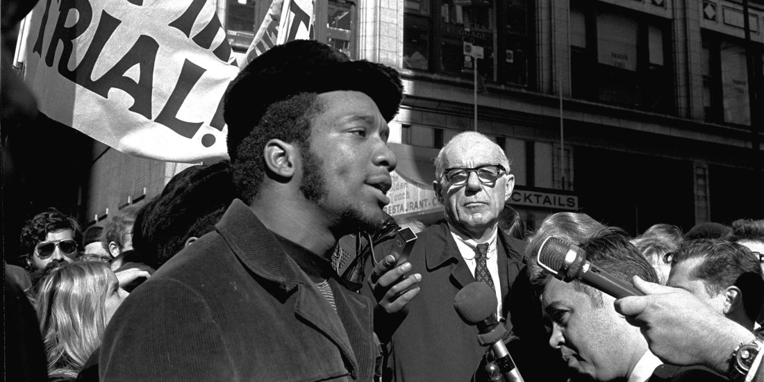 Fred Hampton, Black Panthers, Black Panther Party, BPP, KOLUMN Magazine, KOLUMN