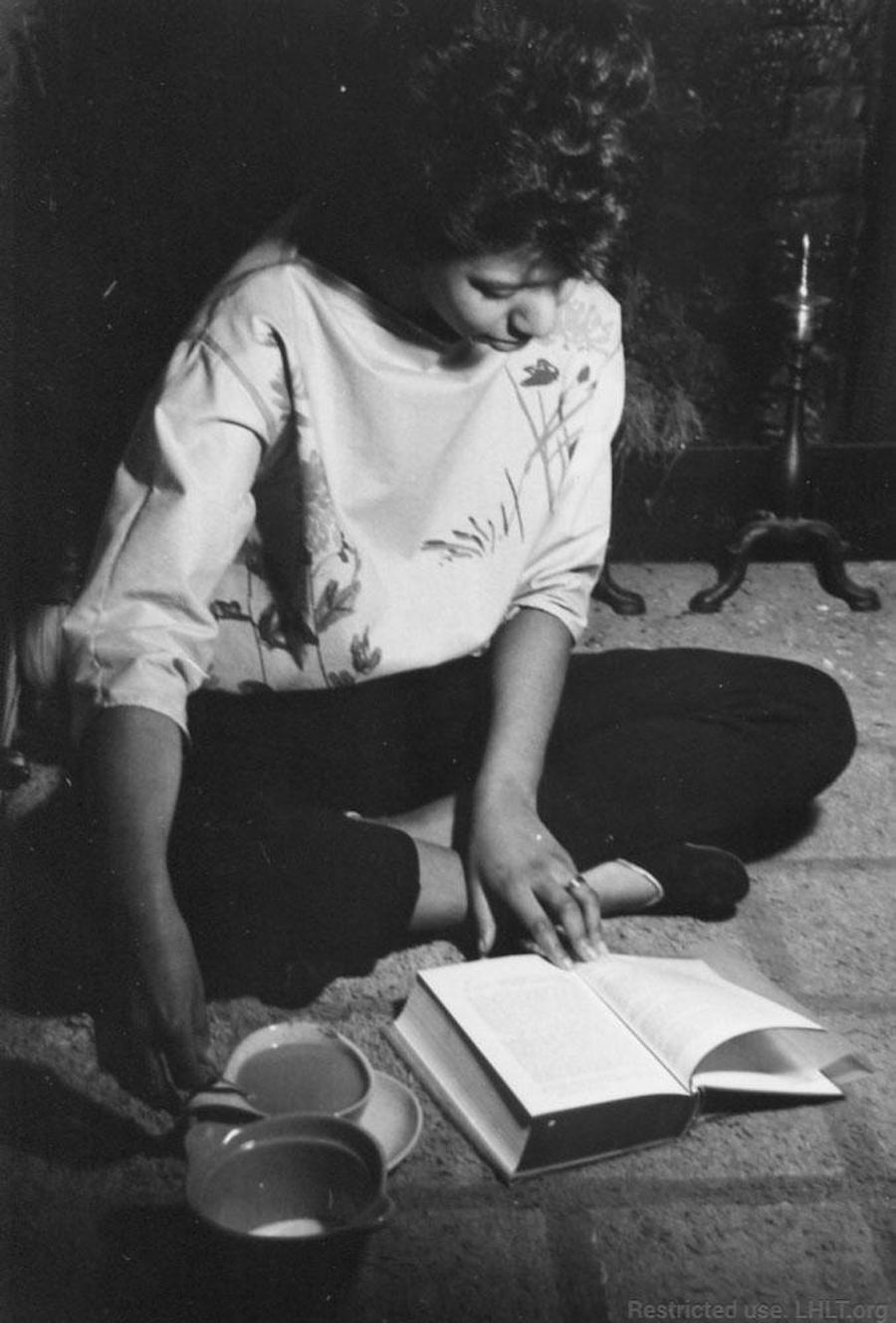 Lorraine Hansberry, African American Literature, African American News, KOLUMN Magazine, KOLUMN