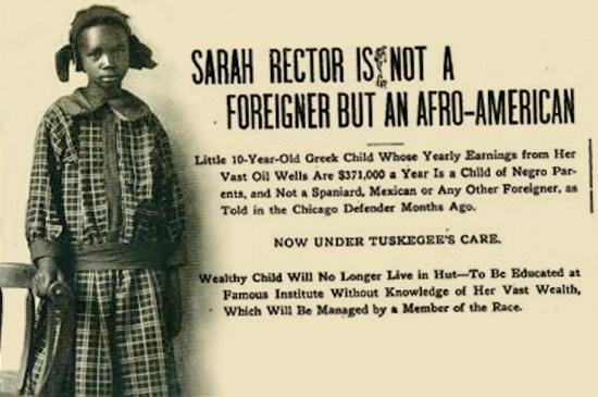 Sarah Rector, African American Business, Black Business, KOLUMN Magazine, KOLUMN