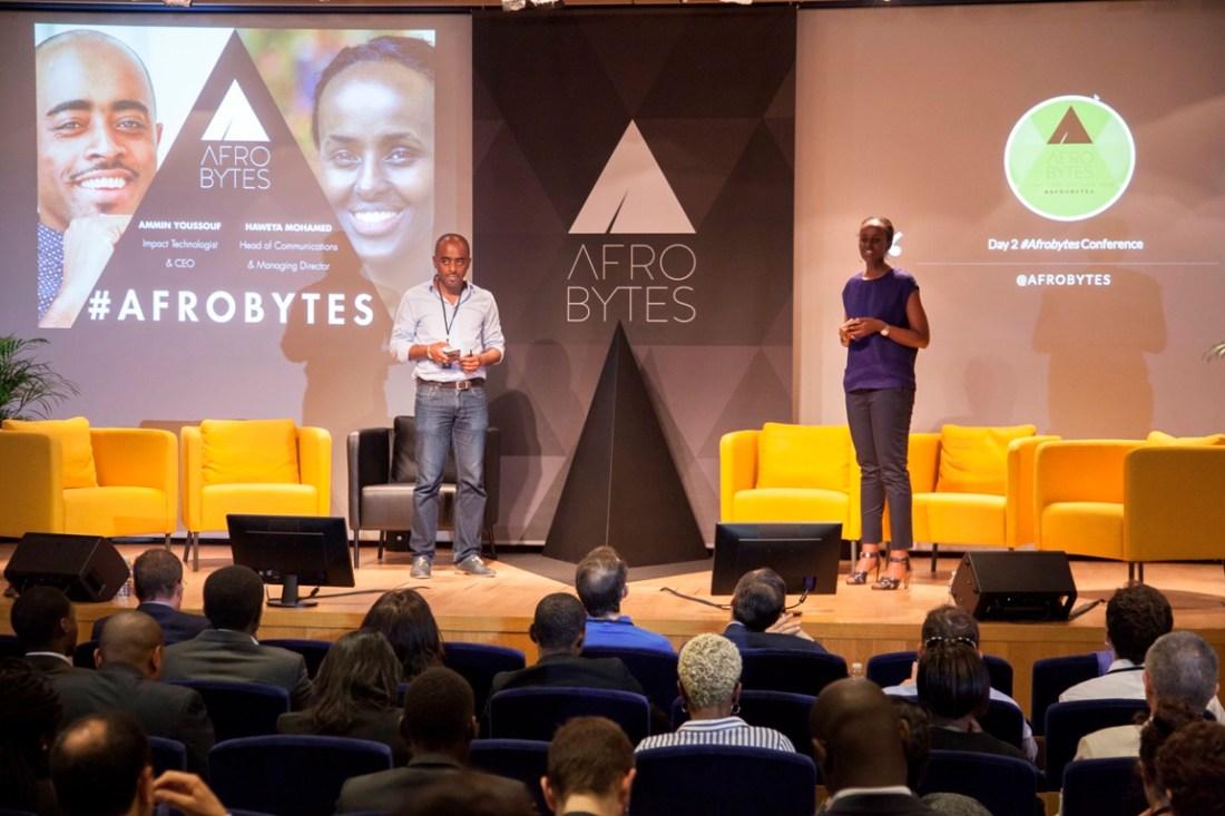 African Tech, Afro Tech, Afrobytes, Haweya Mohamed, Amin Youssouf, African Business, KOLUMN Magazine, KOLUMN