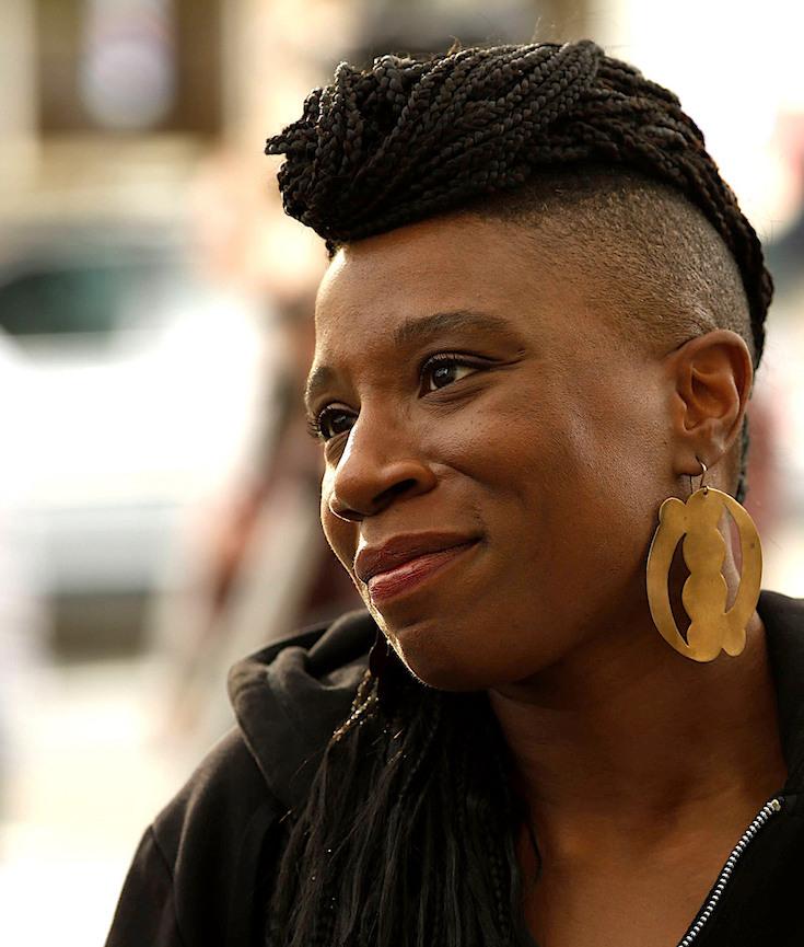 Aisha Hinds, African American History, Black History, African American Cinema, KOLUMN Magazine, KOLUMN