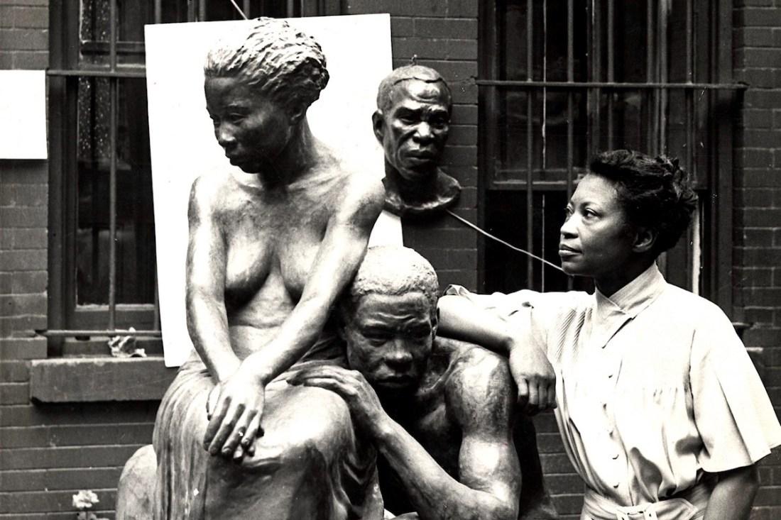 Augusta Savage, African American Art, Black Art, KOLUMN Magazine, KOLUMN