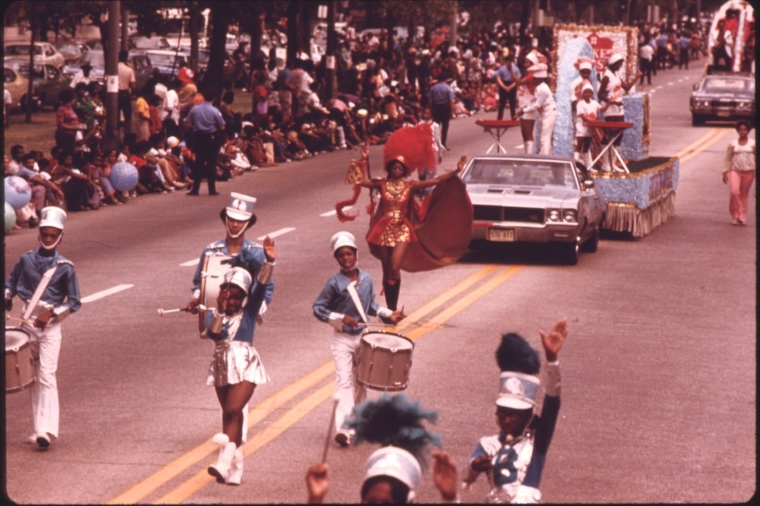 Chicago Defender, Bud Billiken Parade, Lucius C. Harper, KOLUMN Magazine, KOLUMN