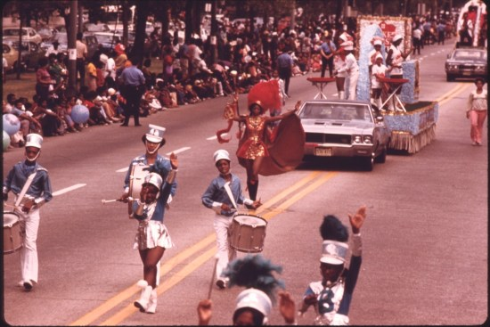 Chicago Defender, Bud Billiken Parade, Lucius C. Harper, KOLUMN Magazine, KOLUMN