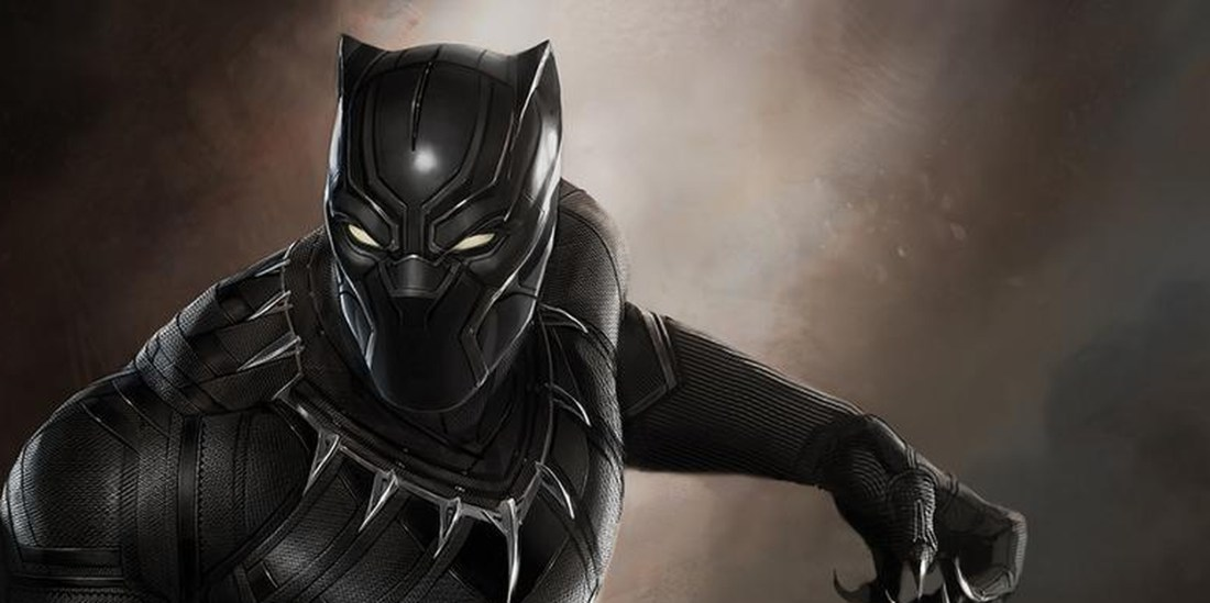 Chadwick Boseman, Black Panther, African American Superhero, KOLUMN Magazine, KOLUMN