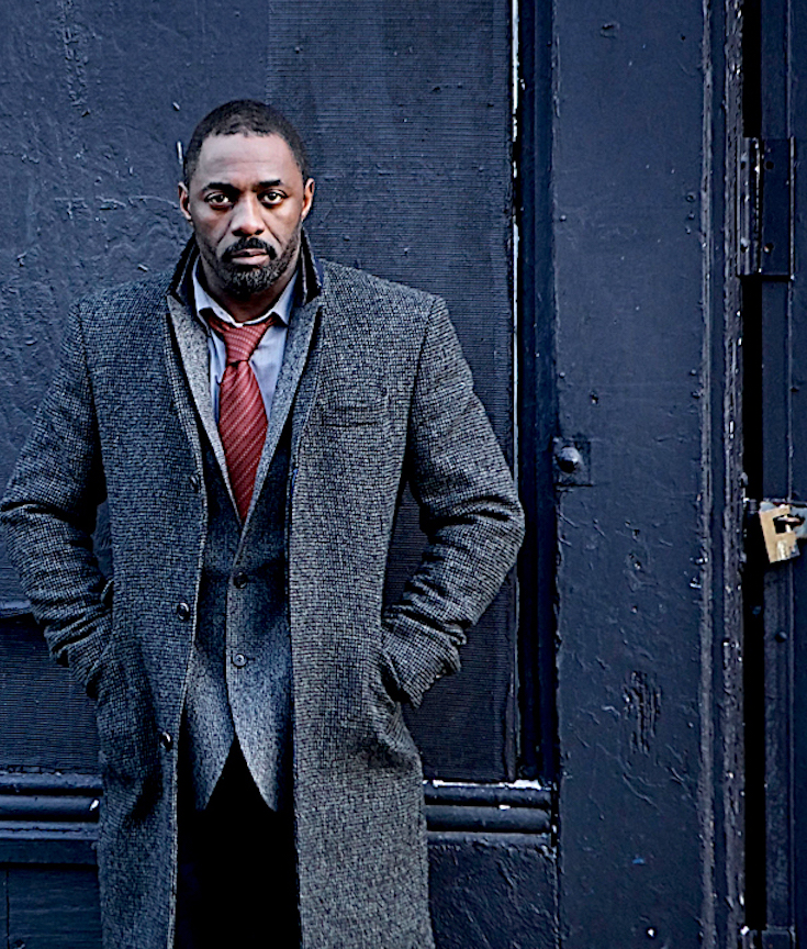 BBC American, BBC, Luther, Idris Elba, African American Cinema, Black Actors, KOLUMN Magazine, KOLUMN, African American News
