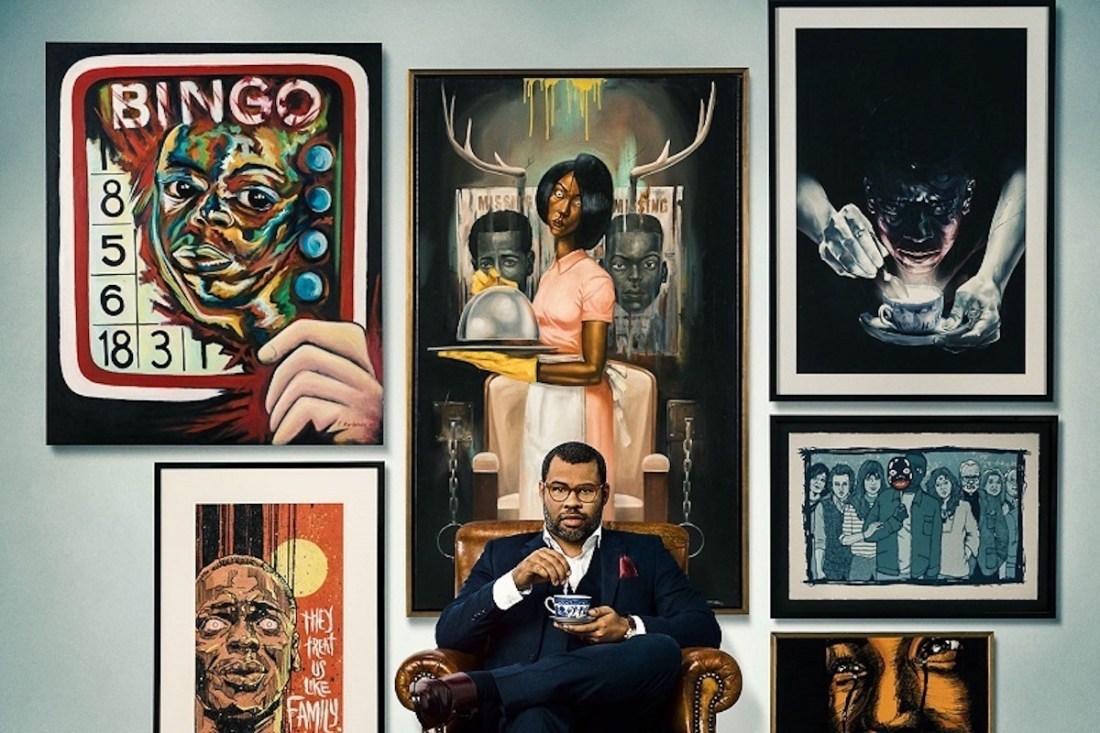 Jordon Peele, African American Cinema, Black Cinema, KOLUMN Magazine, KOLUMN