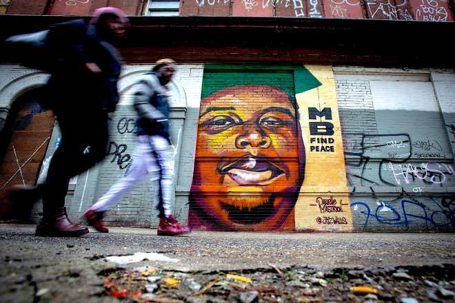 Michael Brown, Ferguson MO, Black Lives Matter, BLM, KOLUMN Magazine, KOLUMN