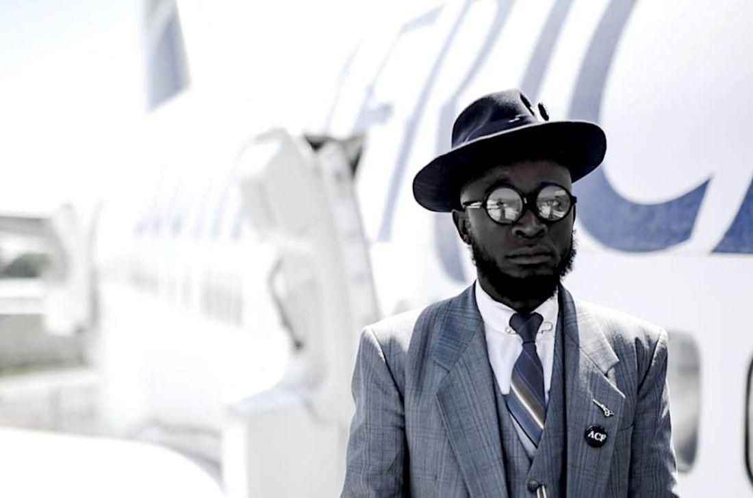 Shantrelle P. Lewis, Dandyism, African Fashion, KOLUMN Magazine, KOLUMN