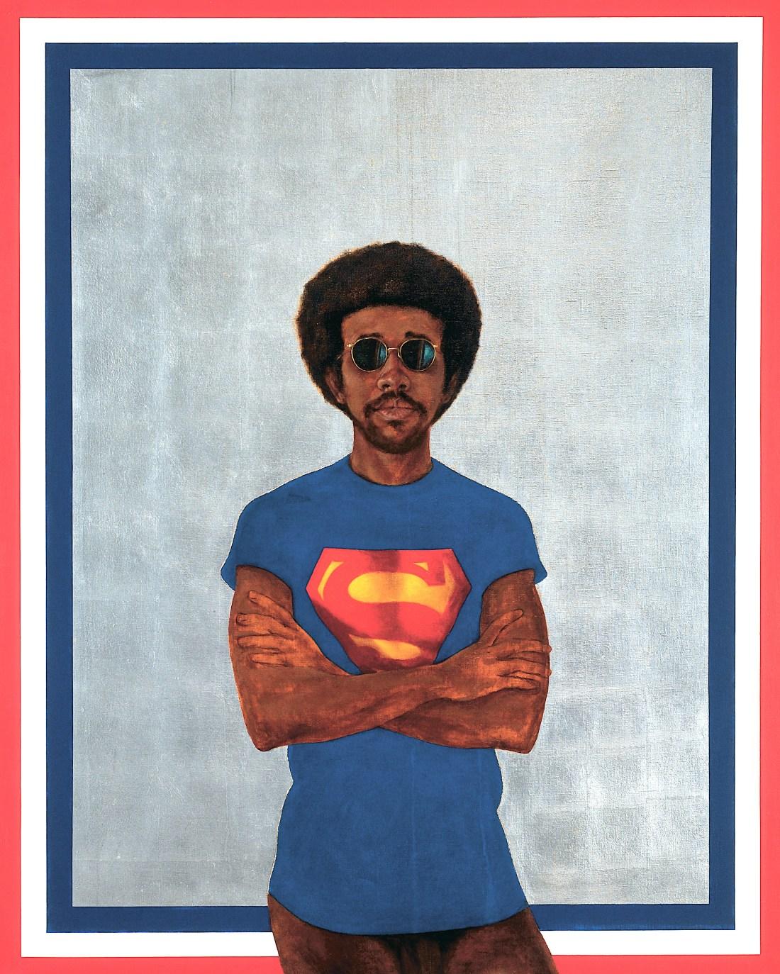 Barkley L. Hendricks, Benny Andrews, Carolyn Mims, African American Art, Black Art, African American History, Black History, African American News, KOLUMN Magazine, KOLUMN
