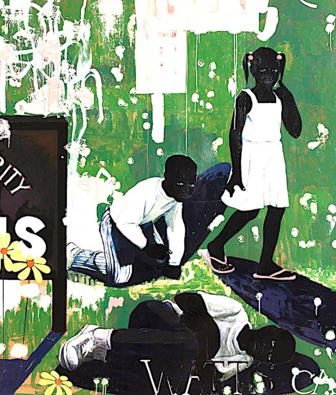African American Art, Black Art, Kerry James Marshall, KOLUMN Magazine, KOLUMN